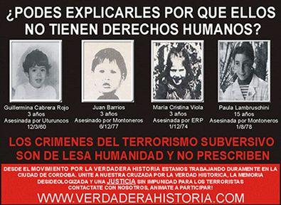 Razones jurídicas para que los crímenes de ETA sean de lesa humanidad