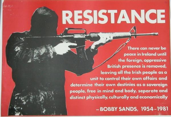 TRES GRUPOS DISIDENTES SE UNEN PARA RECREAR EL IRA EN IRLANDA